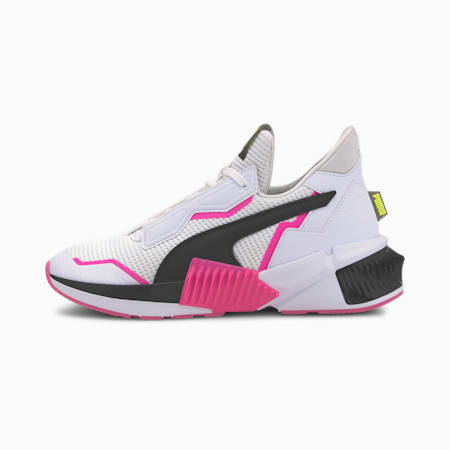 Provoke XT Women's Training Shoes, Puma White-Puma Black, small-GBR