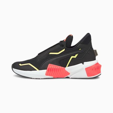 Provoke XT Women's Training Shoes, Puma Black-Ignite Pink, small