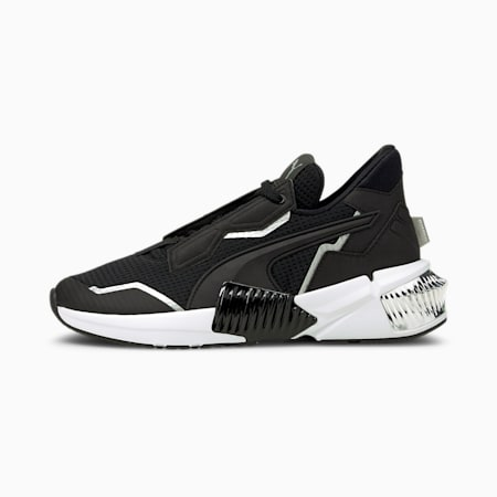 Provoke XT Women's Training Shoes, Puma Black-Puma Silver, small-GBR