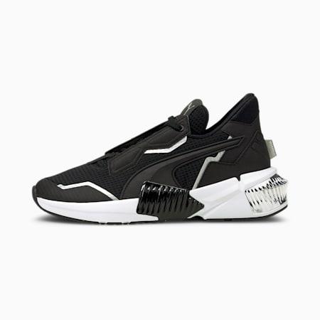 Provoke XT Women's Training Shoes, Puma Black-Puma Silver, small-IND