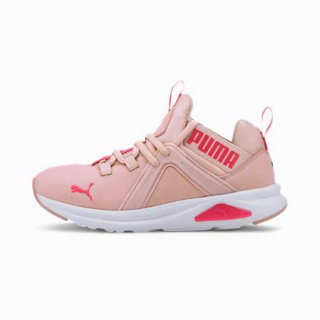 Młodzieżowe buty sportowe Enzo 2 Glow, Peachskin-Glowing Pink, small