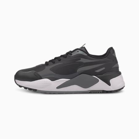 RS-G Golf Shoes, Puma Black-QUIET SHADE-Dark Shadow, small