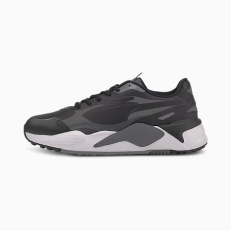 RS-G Golf Shoes, Black-QUIETSHADE-Dark Shadow, small-SEA