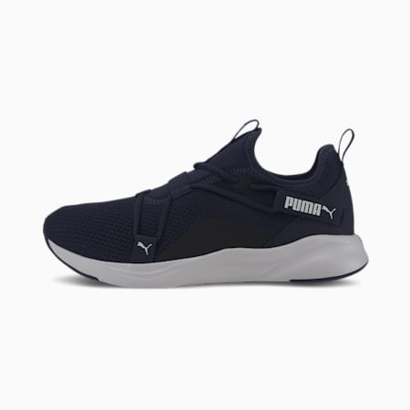 Softride Rift Slip-On Men's Running Shoes, Peacoat-Puma White, small-SEA