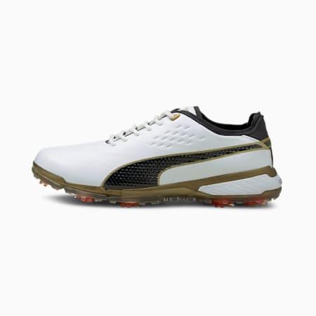 PROADAPT Δ Men's Golf Shoes, White-Navy Blazer, small-SEA