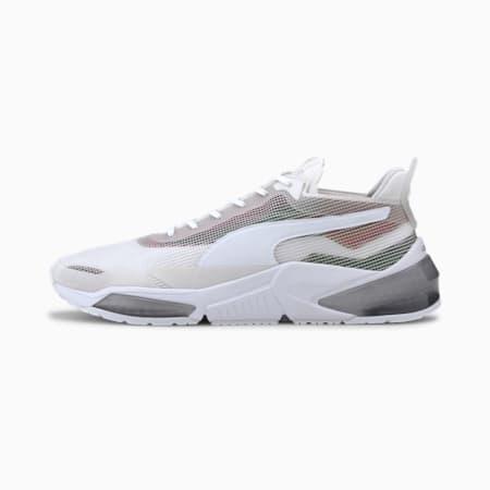 LQDCELL Optic XI Iridescent Men's Training Shoes, Puma White, small