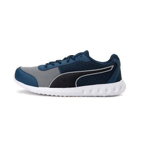 Cario Block Men's Running Shoe, Tradewinds-Gibraltar Sea, small-IND