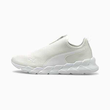 Zapatos de entrenamientoWeave Zip para mujer, Puma White, pequeño