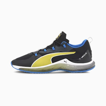 PUMA x GOLD'S GYM LQDCELL Hydra Men's Training Shoes, Puma Black-Dandelion, small
