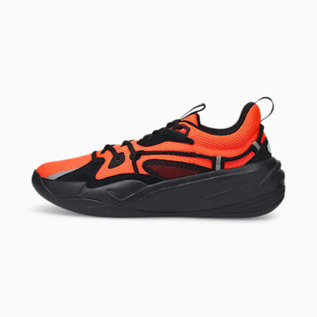 RS-Dreamer Unisex Basketball Shoes, Nrgy Red-Puma Black, small-IND