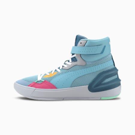 Zapatillas de baloncesto Sky Modern Easter, Milky Blue-Corsair, small