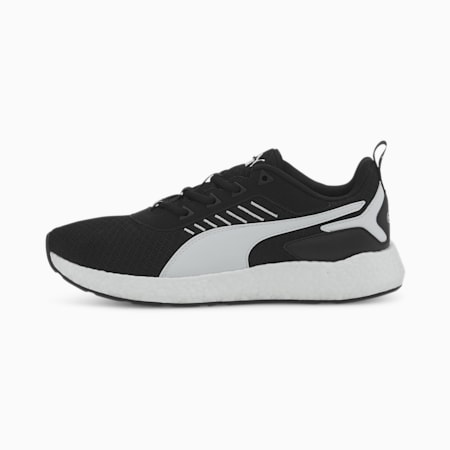 Elate NRGY Men's Running Shoes, Puma Black-Puma White, small-IND