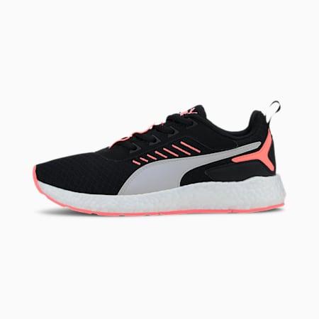 Elate NRGY SoftFoam+ Women's Running Shoes, Puma Black-Nrgy Peach, small-IND