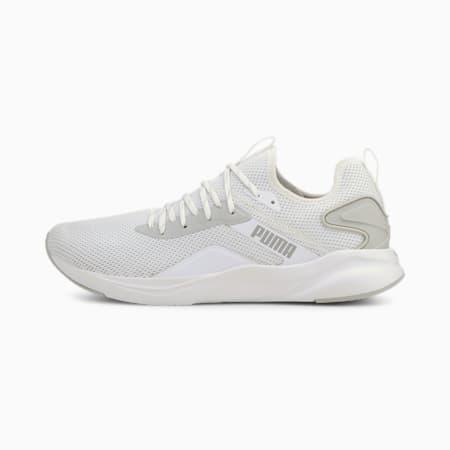 Chaussure de course SOFTRIDE Rift Knit pour homme, Gray Violet-Puma White, small