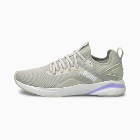 SOFTRIDE Rift Knit Women's Running Shoes, Gray Violet-Light Lavender, small-IND