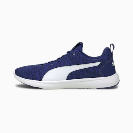 SOFTRIDE Vital Clean Men's Running Shoes, Blue-White-Gray Violet, small-GBR