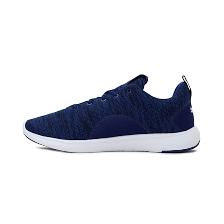 SOFTRIDE Vital Clean Men's Running Shoes, Blue-White-Gray Violet, small-IND