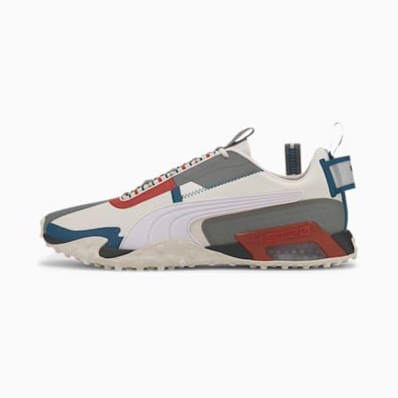 H.ST.20 KIT 2 Training Shoes, Vaporous Gray-Puma White-Red, small