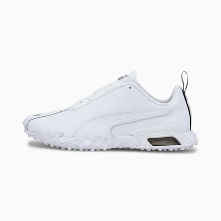 H.ST.20 Leather Women's Training Shoes, Puma White-Puma Black, small