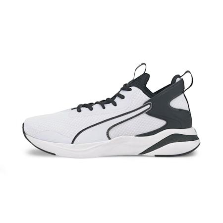 SOFTRIDE Rift Youth Trainers, Puma White-Puma Black, small
