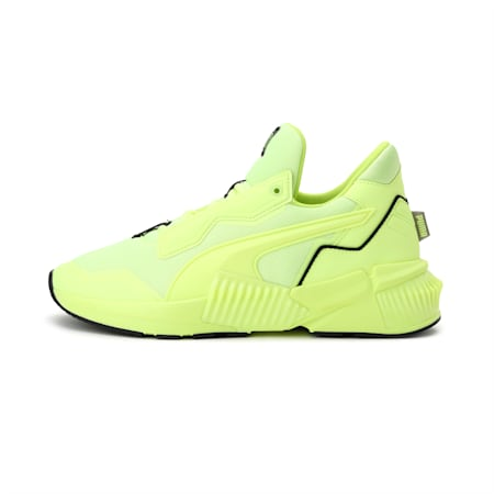 Provoke XT First Mile  Xtreme Women's Training Shoes, Fizzy Yellow-Puma Black, small-IND