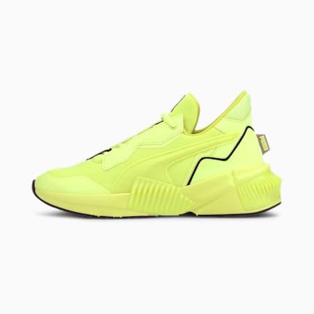 PUMA x FIRST MILE Provoke XT Xtreme Women's Training Shoes, Fizzy Yellow-Puma Black, small