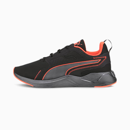 Disperse XT Pearl CMEVA Women's Training Shoes, Puma Black-Nrgy Peach, small-IND