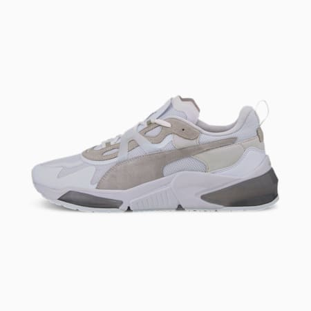 Optic Pax LQDCELL Trainingsschuhe, Puma White-Gray Violet, small