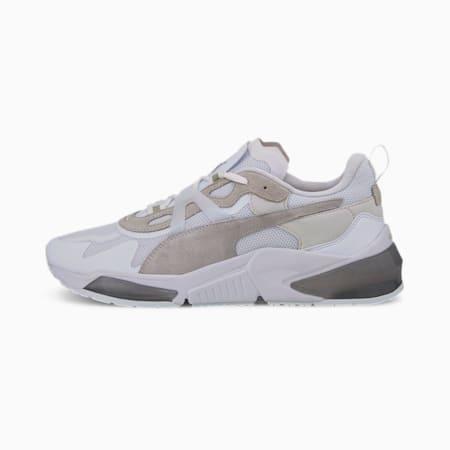 Optic Pax LQDCELL Training Shoes, Puma White-Gray Violet, small-GBR