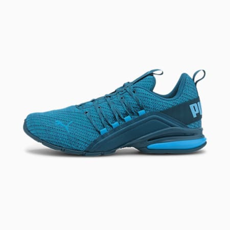 Axelion Ultra Men's Running Shoes, Nrgy Blue-Digi-blue, small