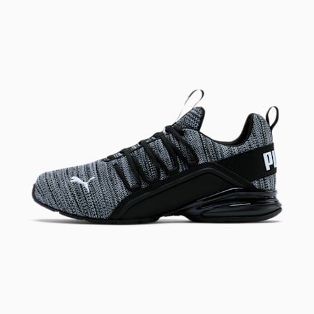 Momenta Wide Men's Training Shoes, Puma Black-Puma White, small