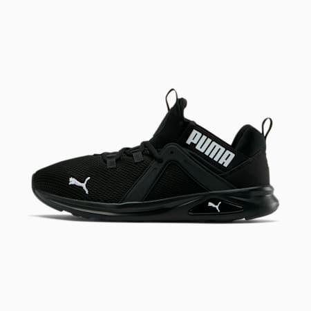 Enzo 2 Wide Men's Training Shoes, Puma Black-Puma White, small