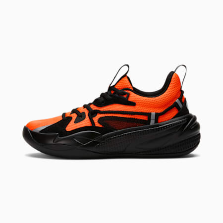 Zapatos de básquetbol RS-DreamerJR, Nrgy Red-Puma Black, pequeño
