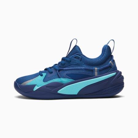 Zapatos de básquetbol RS-DreamerJR, Sodalite Blue-Blue Curacao, pequeño