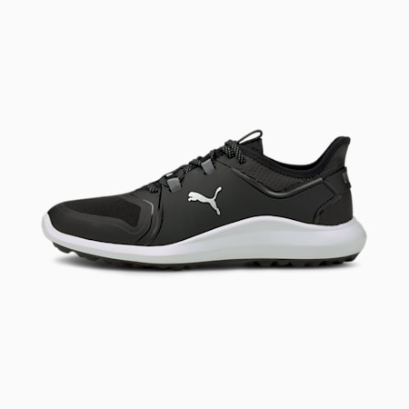 IGNITE FASTEN8 Women's Golf Shoes, Puma Black-Puma White, small