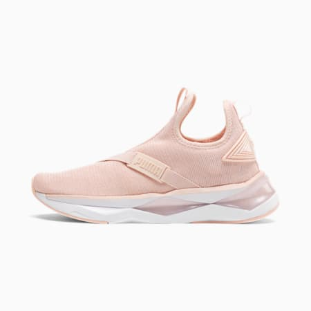 LQDCELL Shatter Mid Iridescent Women's Training Shoes, Rosewater, small