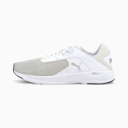Comet 2 Alt SoftFoam+ Running Shoes, Puma White-Metallic Silver, small-IND