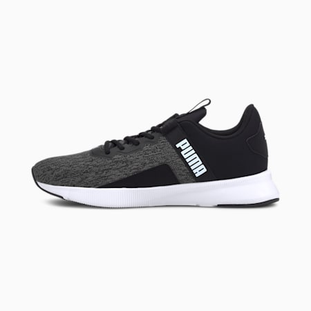 Flyer Beta Running Shoes, Puma Black-Puma White, small