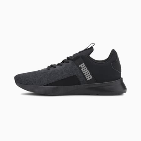 Flyer Beta Running Shoes, Puma Black, small