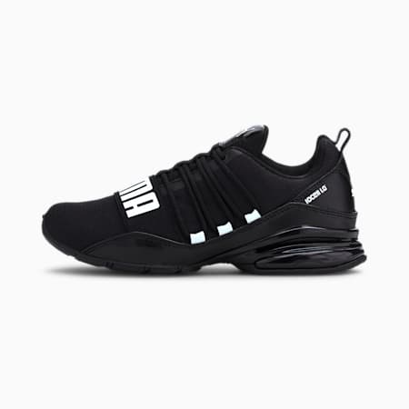 CELL Regulate Training Shoes JR, Puma Black-Puma White, small
