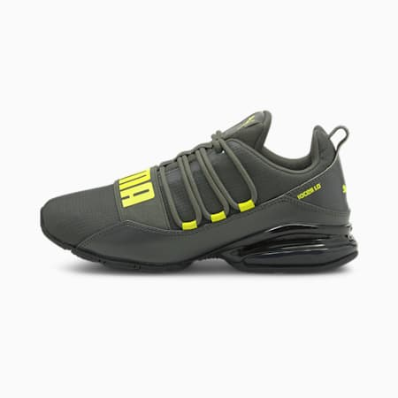 Zapatos de entrenamientoCELLRegulateJR, Dark Shadow-Nrgy Yellow, pequeño