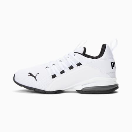 Zapatos deportivosAxelion MeshJR, Puma White-Puma Black, pequeño