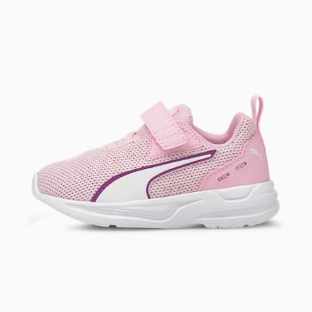 Comet 2 FS V Babies' Trainers, Pink Lady-P.Wht -Byzantium, small-GBR