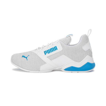 Nebulous Men's Running Shoes, Puma White-Nrgy Blue, small-IND