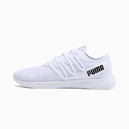Star Vital Men's Training Shoes, Puma White-Puma Black, small