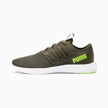 Zapatos de entrenamientoStar Vitalpara hombre, Grape Leaf-Green Glare, pequeño
