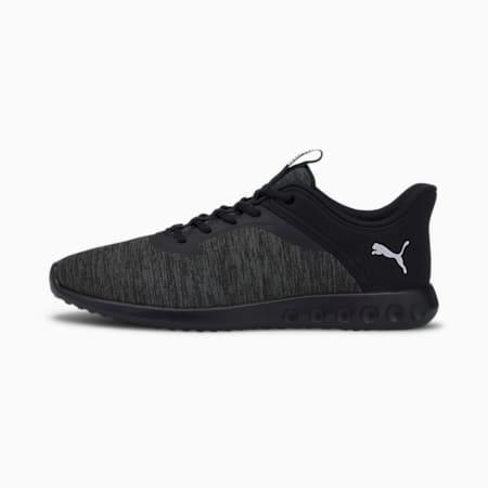 Carson 2 Edge Men's Running Shoes, Puma Black-Puma White, small