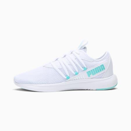 Star Vital Women's Training Shoes, Puma White-ARUBA BLUE, small