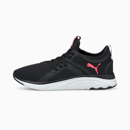 Chaussures de sport SoftRide Sophia, femme, Noir-Rose Ignite-Blanc Puma, petit