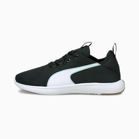 Softride Vital Repel Women's Running Shoes, Puma Black-Puma White-Eggshell Blue, small-SEA